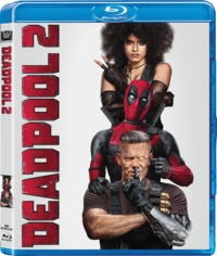 Deadpool 2 (Blu-ray) - Cover