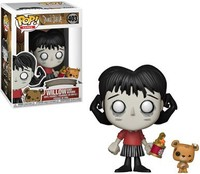 Funko Pop! & Buddy - Don't Starve - Willow With Bernie Vinyl Figure - Cover