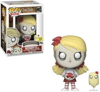 Funko Pop! & Buddy - Don't Starve - Wendy with Abigail Vinyl Figure - Cover
