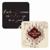 Harry Potter - Marauder's Map Lenticular Coaster