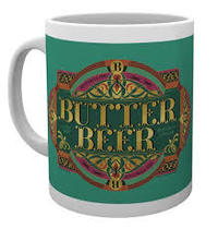 Fantastic Beasts: The Crimes of Grindelwald - Butter Beer Mug - Cover