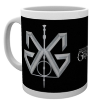 Fantastic Beasts: The Crimes of Grindelwald - Grindelwald Emblem Mug - Cover