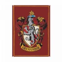 Harry Potter - Gryffindor (Metal Wall Sign A5)