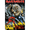 Iron Maiden Number of the Beast Textile Poster