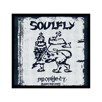 Soulfly Prophecy Standard Patch - Cover
