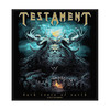 Testament Dark Root of the Earth Standard Patch