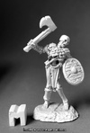Dark Heaven Legends - Bog Skeleton (Axe & Shield) (Miniatures)