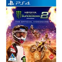 Monster Energy Supercross 2: The Official Videogame (PS4)