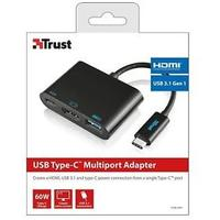 Trust - Type USB-C Multiport Adapter