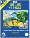 D&D Original Adventures - #2 - The Isle of Dread (Role Playing Game)