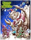 Dungeon Crawl Classics / Mutant Crawl Classics - 2018 Holiday: Home for the Holideath (Role Playing Game)
