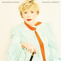 Marianne Faithfull - Negative Capability (CD) - Cover