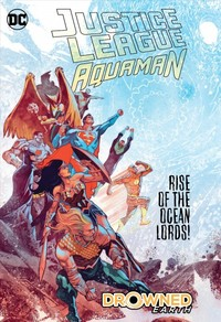 Justice League/Aquaman - Drowned Earth - Scott Snyder (Hardcover)