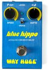 Way Huge Smalls WM61 Blue Hippo Analog Chorus MKII Electric Guitar Effects Pedal (Blue)