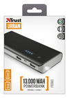 Trust - Primo Powerbank 13000 mAh - Black
