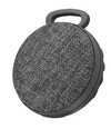 Trust - Fyber Go Bluetooth Wireless Speaker - Black