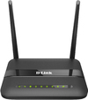 D-Link - DSL-124 Wireless N300 ADSL2+ Modem Router