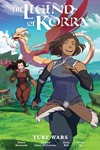 Legend of Korra: Turf Wars Library Edition - Michael Dante Dimartino (Hardcover)
