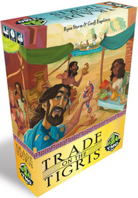 Trade On The Tigris (Board Game) - Cover