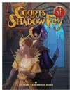 5E - Courts of the Shadow Fey (Role Playing Game)