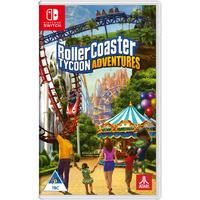 RollerCoaster Tycoon Adventures (Nintendo Switch)