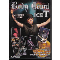 Body Count - Murder 4 Hire (DVD)