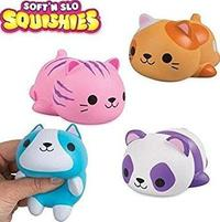 Soft 'N' Slo Squishies Ultra Animal Pals - Cover