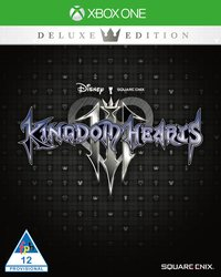 Kingdom Hearts III - Deluxe Edition (Xbox One) - Cover