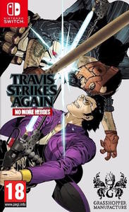Travis Strikes Again: No More Heroes (Nintendo Switch) - Cover
