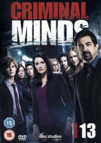 Criminal Minds - Season 13 (DVD)