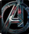 Avengers: Age of Ultron (Blu-ray) Cover