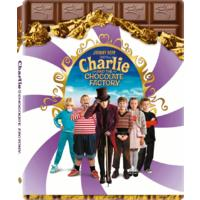 Charlie & the Chocolate Factory (Blu-ray)