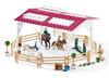 Schleich - Riding School With Riders and Horses
