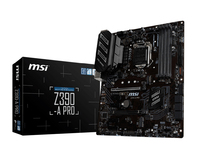 MSI Z390-A PRO LGA 1151 (Socket H4) Intel Z390 ATX Motherboard (Supports 9th / 8th Gen Intel Core)