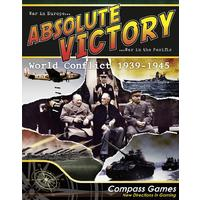 Absolute Victory: World Conflict 1939-1945 (Board Game)