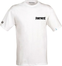 Fortnite - Battle Star Men's T-Shirt - White (Large) - Cover