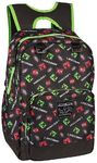 Minecraft - 17 inch Scatter Creeper Backpack