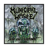 Municipal Waste Slime and Punishment Standard Patch