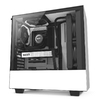 NZXT - H500 Computer Chassis - Matte White