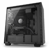 NZXT - H700 Computer Chassis - Matte Black