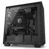 NZXT - H700i Computer Chassis - Matte Black