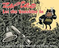 Zapiro Annual 2018 - Let The Sunshine In - Zapiro (Paperback) - Cover