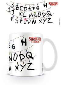 Stranger Things Lights Mug - Cover