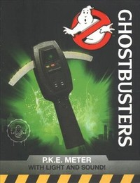 Ghostbusters: P.K.E. Meter - Running Press (Mixed Media) - Cover