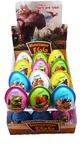 Dinosaur Eggs Chocolate with Toy (15g)