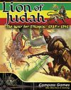 Lion of Judah: The War for Ethiopia, 1935-1941 (Board Game)