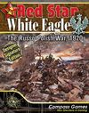 Red Star/White Eagle: The Russo-Polish War, 1920 - Designer Signature Edition (Board Game)