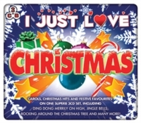 Various Artists - I Just Love Christmas (CD) - Cover
