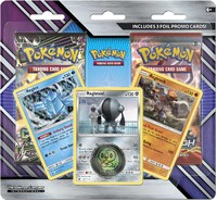 Pokémon TCG - Pokemon Enhanced 2-Pack Blister (Trading Card Game) - Cover