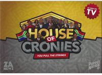 House of Cronies (Card Game) - Cover